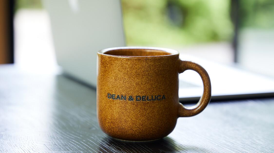 オリジナルコーヒーマグ