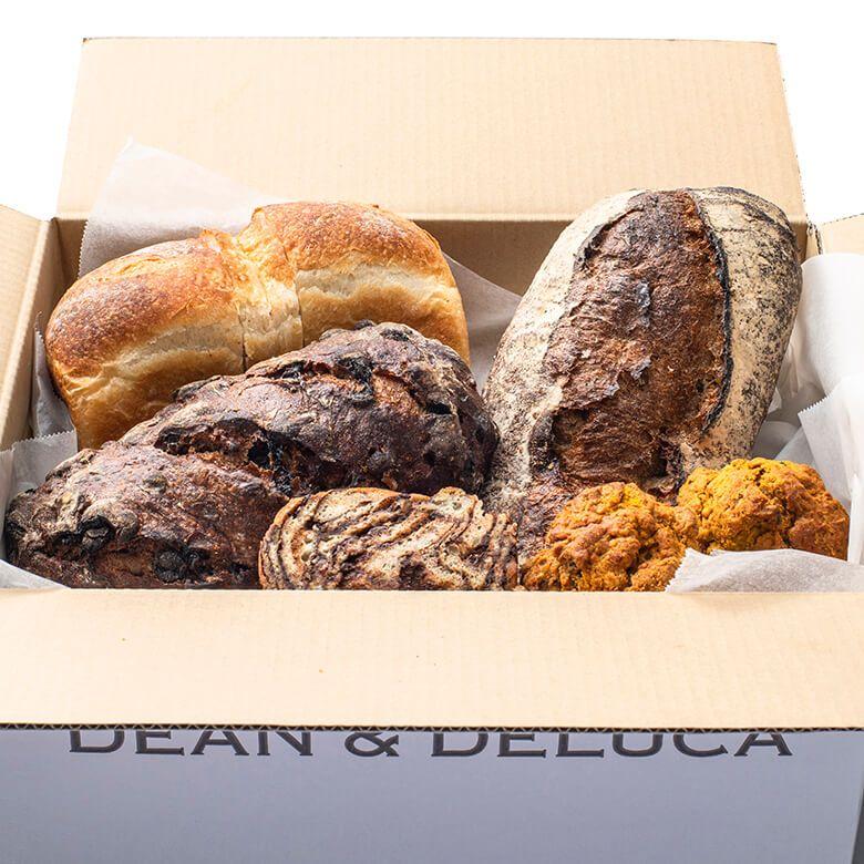 <12月12日お届け・送料無料>DEAN & DELUCA  デイリーブレッドボックス