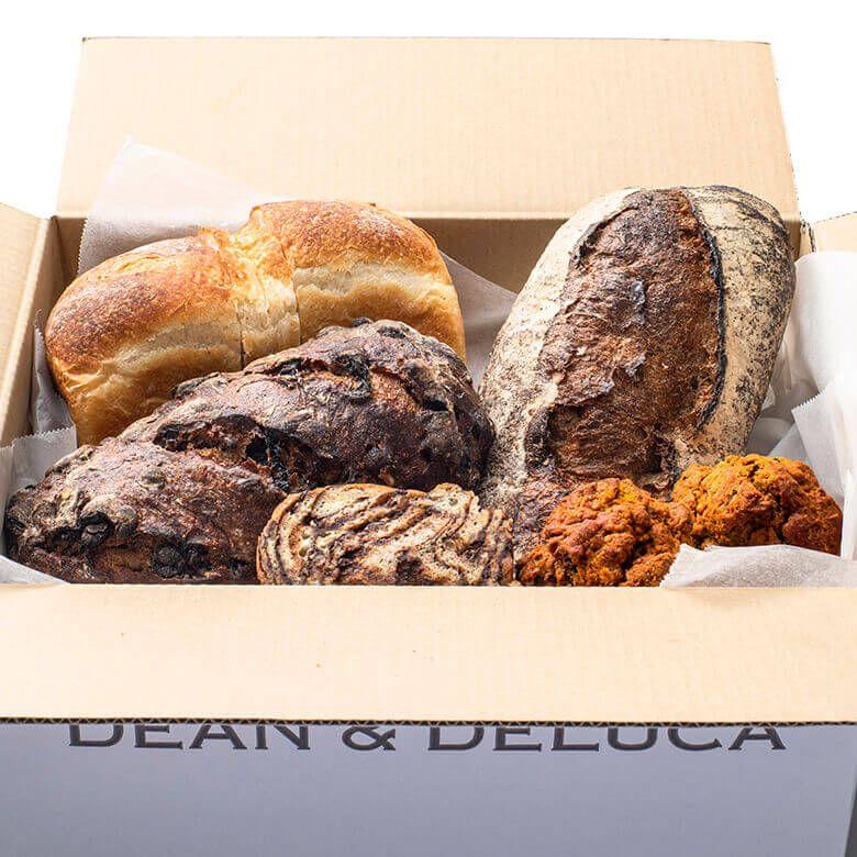 <3月6日お届け・送料無料>DEAN & DELUCA  デイリーブレッドボックス