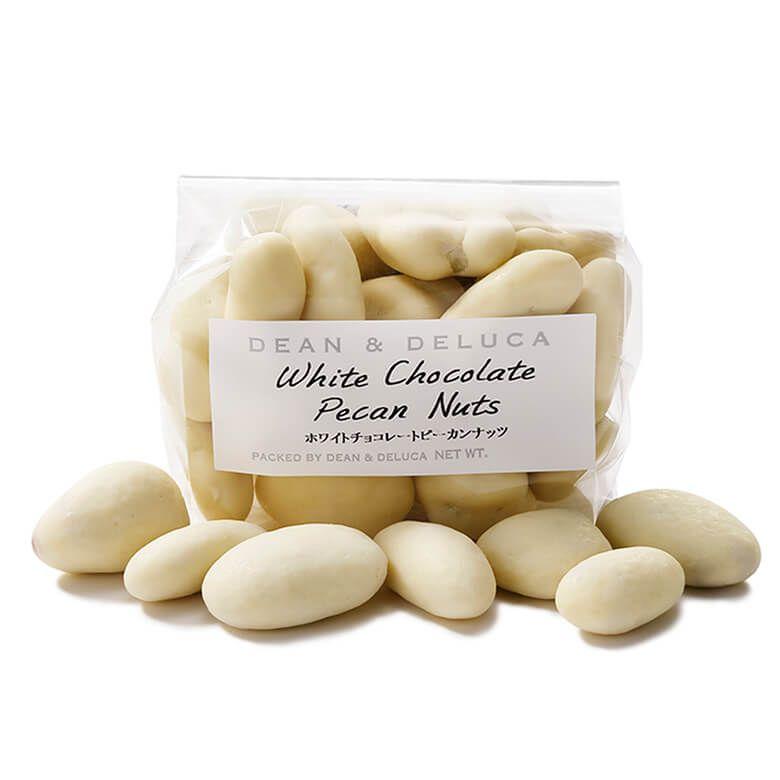 DEAN & DELUCA ホワイトチョコレートピーカンナッツピローバッグ