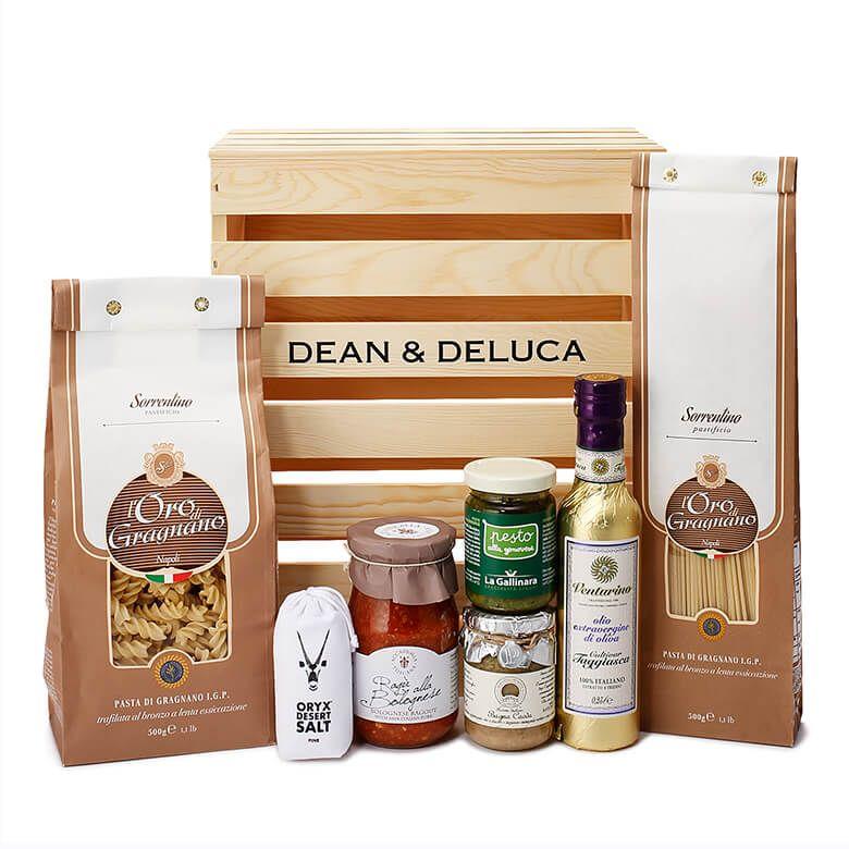【オンラインストア限定】DEAN & DELUCA イタリアンパスタボックス