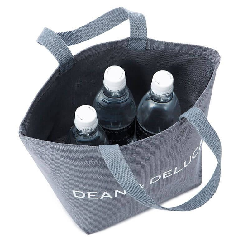 【オンラインストア限定】DEAN & DELUCA  トートバッグアソート ナチュラルL