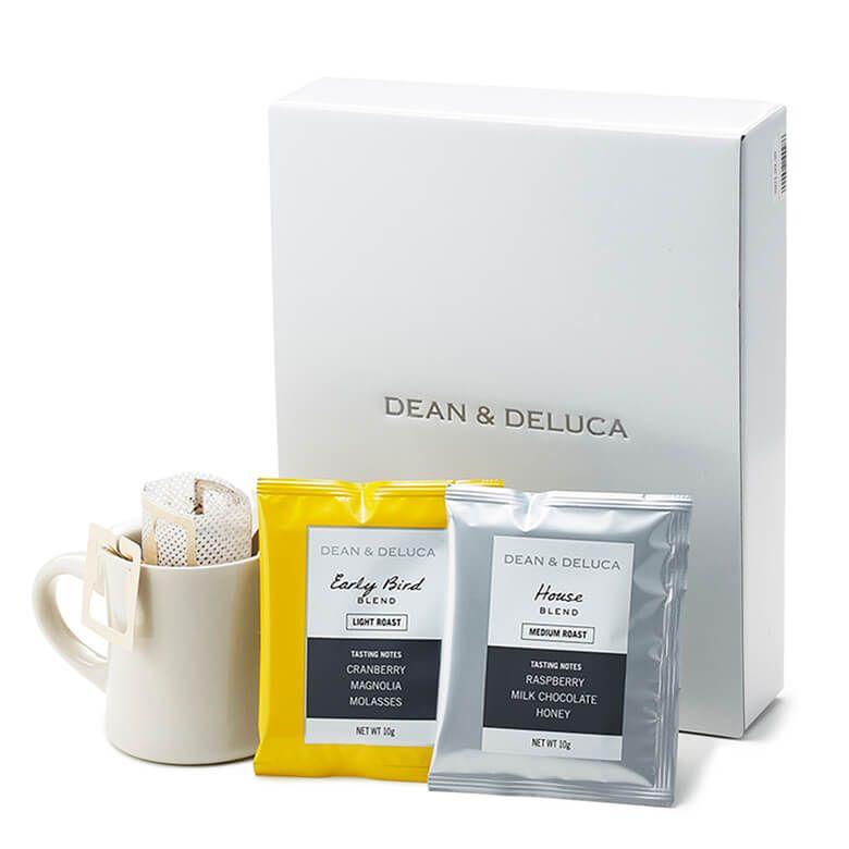 DEAN & DELUCA シングルブリューコーヒーボックス