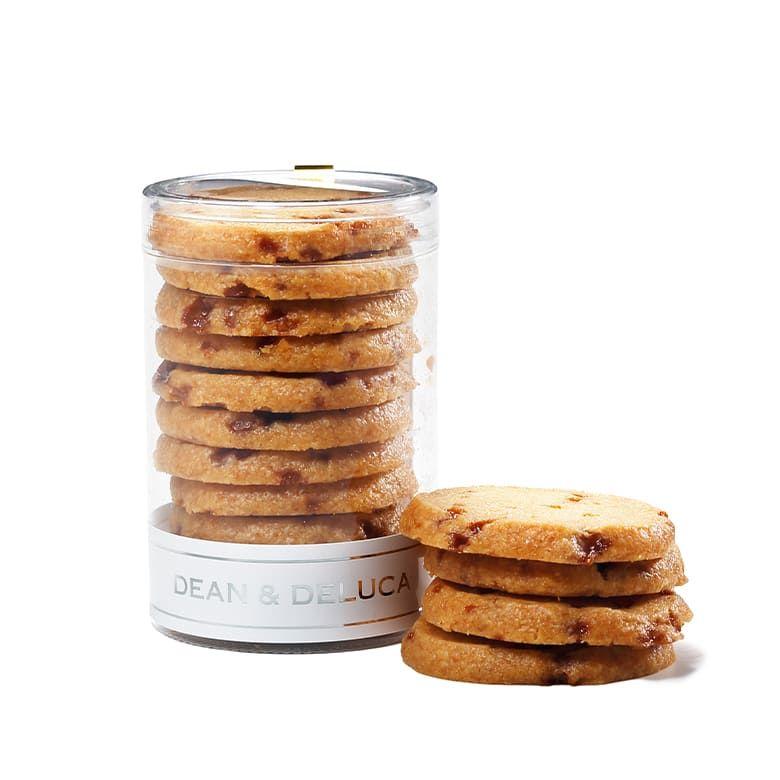 DEAN & DELUCA 円筒クッキー ソルトキャラメル