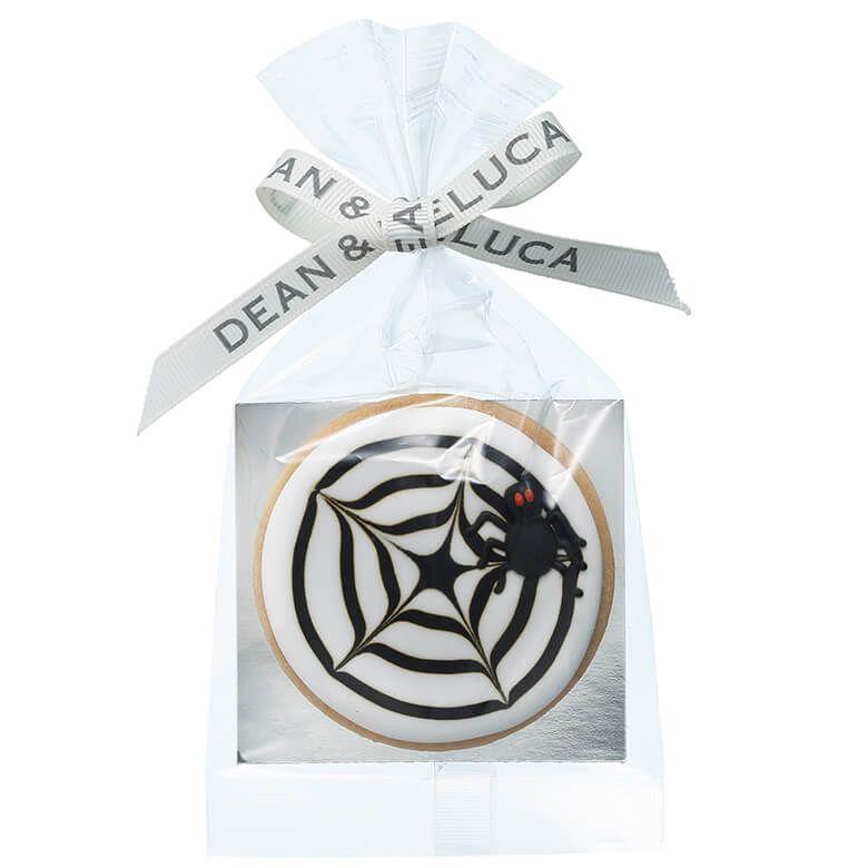 DEAN & DELUCA アイシングクッキー  クモの巣