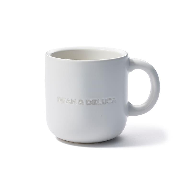 DEAN & DELUCA コーヒーマグカップマットホワイト