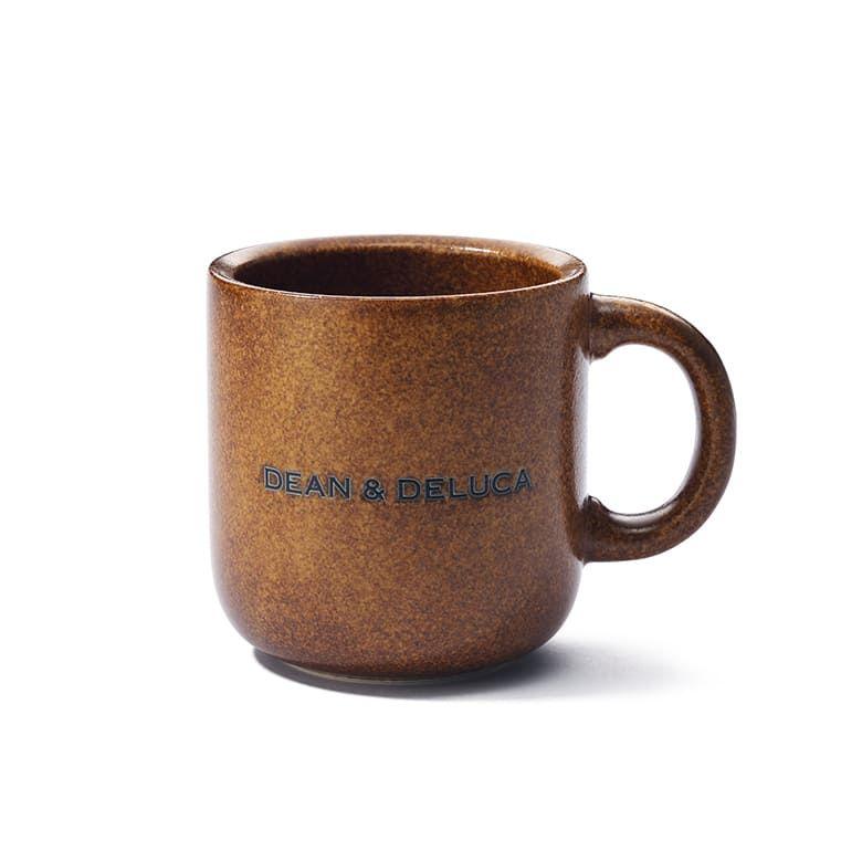 DEAN & DELUCA コーヒーマグカップハニーブラウン