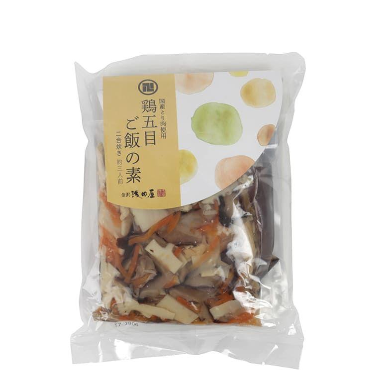 浅田屋 鶏五目ご飯の素