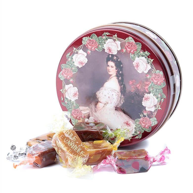 モンパリグルマン キャラメル エリザベート缶