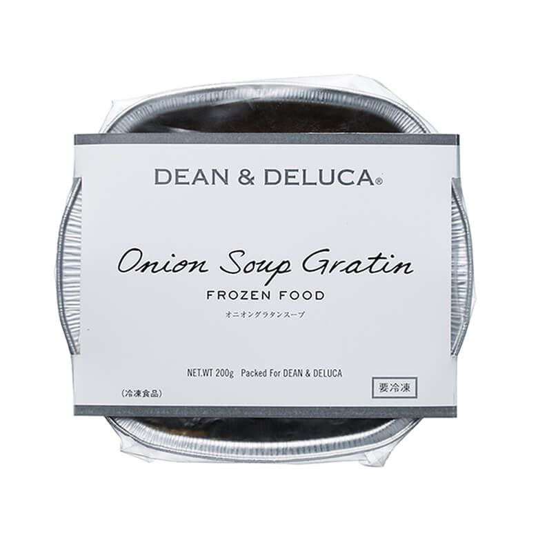 <冷凍便> DEAN & DELUCA オニオンスープグラタン