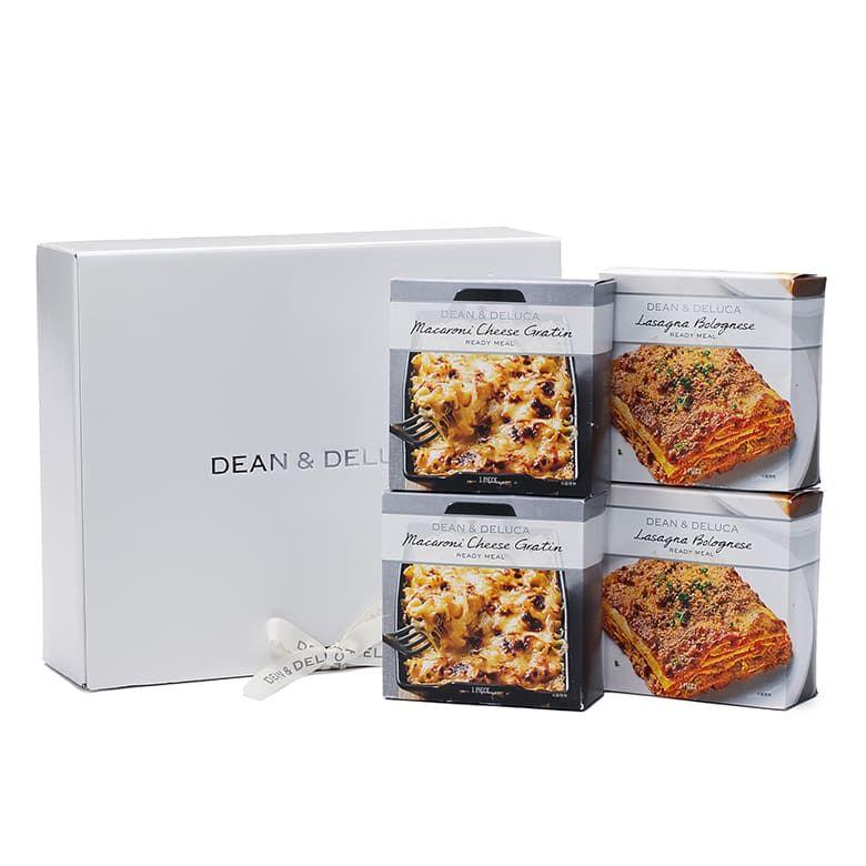 【オンライン限定】<冷凍便>DEAN & DELUCA ラザニア&マカロニグラタンギフト