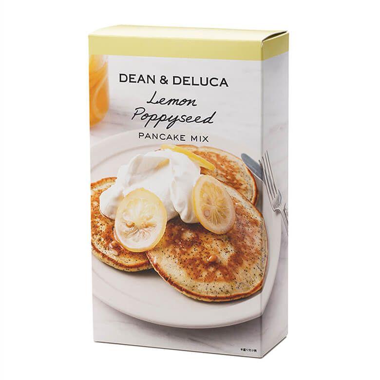 DEAN & DELUCA レモンポピーシードパンケーキミックス
