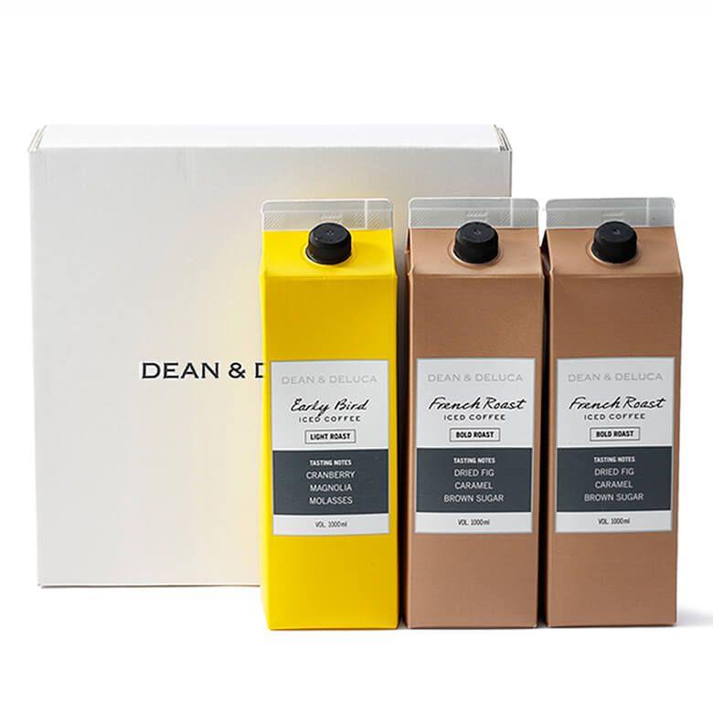 DEAN & DELUCA  アイスコーヒー3本ギフトセット