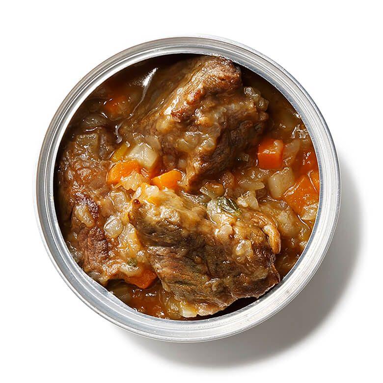 DEAN & DELUCA 牛肉と香味野菜のイン・ビアンコ 缶