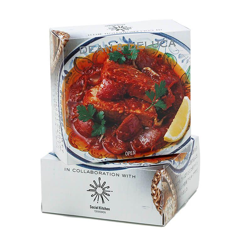 DEAN & DELUCA カラブリア風メバチマグロのトマト煮込み缶