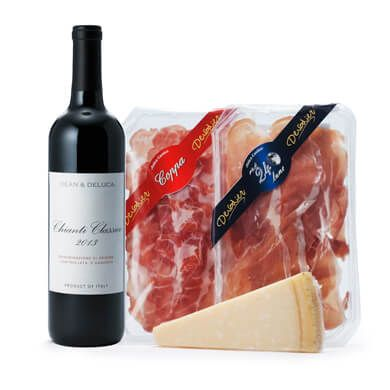 DEAN & DELUCA イタリアワイン&アペタイザー【賞味期限2020年12月24日】