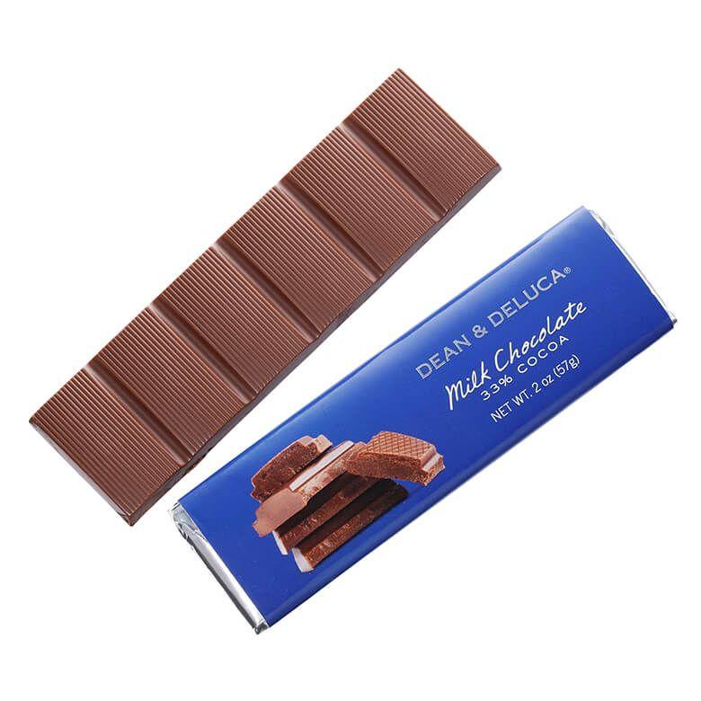 DEAN & DELUCA ミルクチョコレートバー