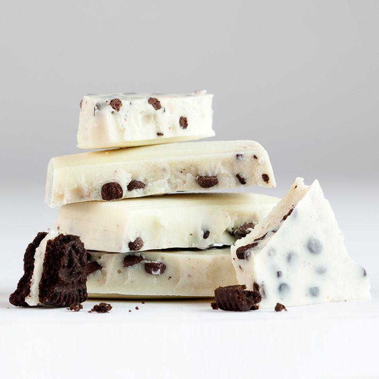 DEAN & DELUCA クッキー&クリームホワイトチョコレートバー【賞味期限2021年10月7日】
