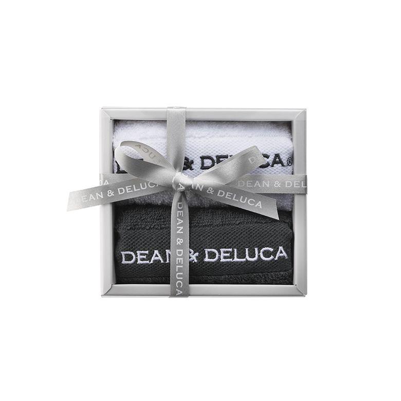 DEAN & DELUCA ハンドタオルギフトボックス
