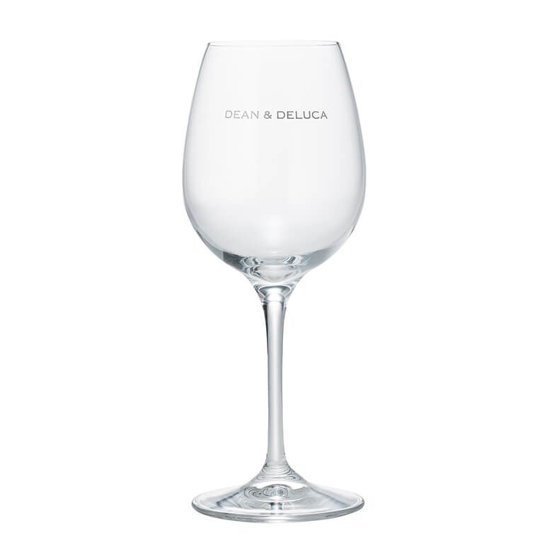 【オンラインストア限定】DEAN & DELUCA  ワイングラス6個セット(赤/白兼用)
