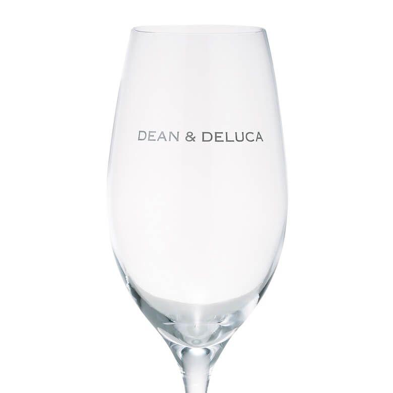 DEAN & DELUCA シャンパンフルートグラス
