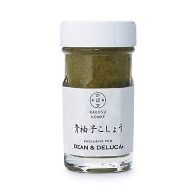 DEAN & DELUCA 青柚子こしょう