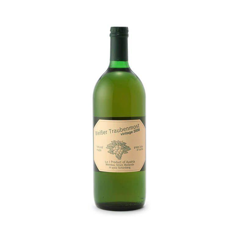 ワイサートラウベンモスト 白ワイン用ぶどうのジュース