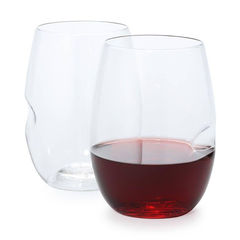 DEAN & DELUCA のロゴ入りワインカップ