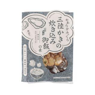 及川商店  牡蠣の炊き込みご飯の素
