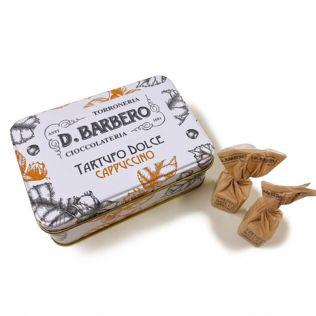 バルベロ トリュフチョコレート カプチーノ缶