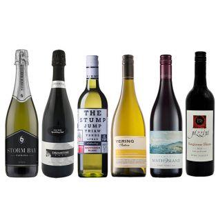 【オンラインストア限定】DEAN & DELUCA ニューワールドワイン6本セット