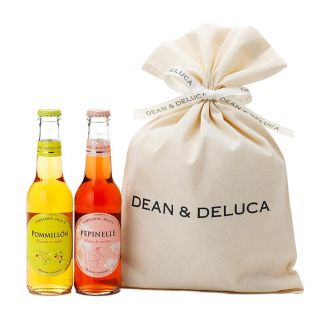 【オンライン限定】DEAN & DELUCA ノンアルコールシードルバッグ