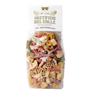 pastificio del colle  ミックス メディテラーネオ500g
