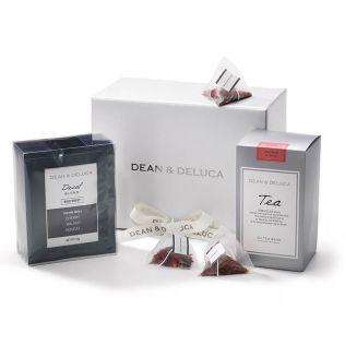 【オンラインストア限定】DEAN & DELUCA ノンカフェインティー&コーヒー