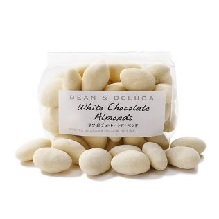 DEAN & DELUCA ホワイトチョコレートアーモンドピローバッグ
