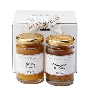 DEAN & DELUCA  蜂蜜漬け2種ギフト