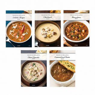 【オンラインストア限定】DEAN & DELUCA スープ5点セット