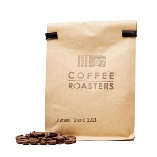27コーヒーロースターズ オータムブレンド2021(豆)