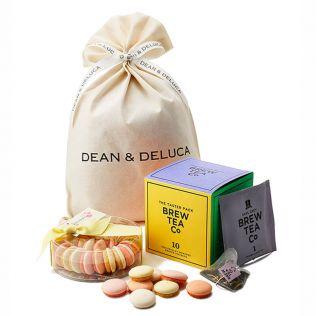DEAN & DELUCA カラフルティータイムギフト