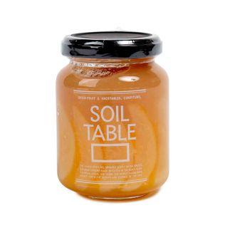 ソイルテーブル 黄桃と白桃