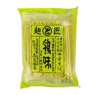 鳥志商店 博多中華そば 鶏味