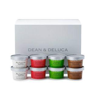 【オンライン限定・週末お届け】DEAN & DELUCA  プレミアムアイスクリーム(8個入)