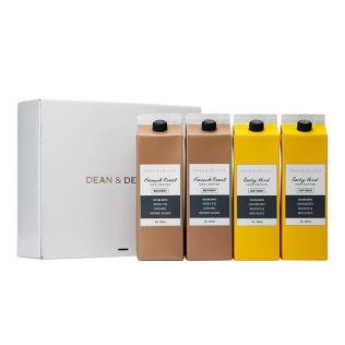 DEAN & DELUCA アイスコーヒー4本ギフト
