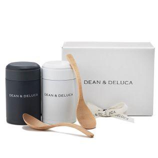 【オンラインストア限定】DEAN & DELUCA スープポット2個入りギフト