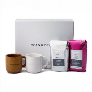 DEAN & DELUCA コーヒーマグ&ブレンドコーヒーギフト
