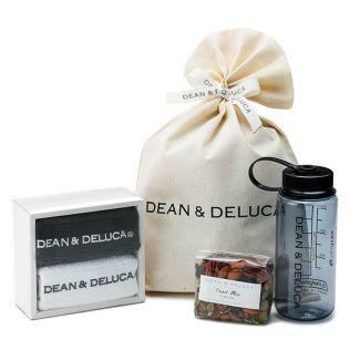 【オンラインストア限定】DEAN & DELUCA  トレイルボトル&ハンドタオルギフト