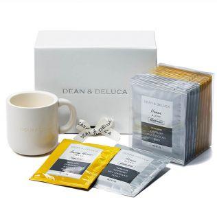 DEAN & DELUCA コーヒーマグカップ&ドリップコーヒーアソートギフト