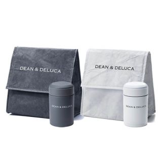 DEAN & DELUCA スープポット&ランチバッグ2個セット