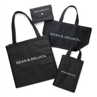 <ブラックフライデー限定>DEAN & DELUCA ブラックバッグロングセラーセット2020