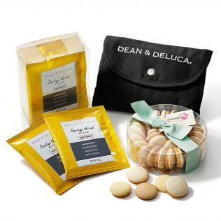 DEAN & DELUCA ショッピングバッグ&コーヒータイムギフト